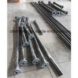 Rubber Ceramic Hose with Flexibility of Radius Bending pictures & photos