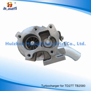 Auto Parts Turbocharger for Nissan Td27t Tb2580 Tb25/Tb2527/Ht12/T2052s 14411-G2407 pictures & photos
