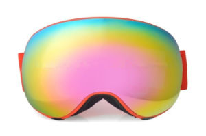 Low Light No Myopia PC Lens Skiing Products Safety Eyewear pictures & photos