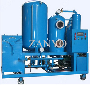 High Efficiency vacuum Cooking Oil Purification Machine pictures & photos