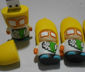 Hot-Selling Fender Boy USB Flash Drive for Business (USB 2.0) pictures & photos