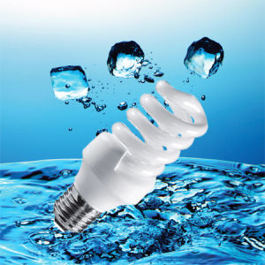 18W Full Spiral Energy Saver Lamp with CFL (BNF-FS) pictures & photos