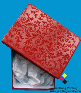 Special Paper Base and Lid Paper Packaging Box (OEM-BX015) pictures & photos