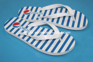 Hight Quality EVA Ladies′ Flip Flops pictures & photos