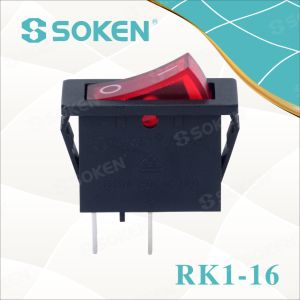 Soken Rocker Switch Without Light pictures & photos