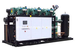 Semi-Hermetic Low Temperature Screw Condensing Unit (SHLT)