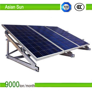 Photovoltaic Concrete Based Ground Solar Panel Mounting Brackets pictures & photos