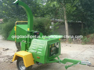 Wood Chipper with 18HP Diesel Engine pictures & photos