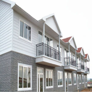 Prefabricated Steel Structure House for Villa and Apartment (KXD-SSB1391) pictures & photos