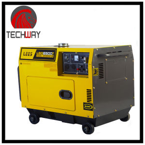 4.2kVA Silent Diesel Generator (TWDG6500T) pictures & photos