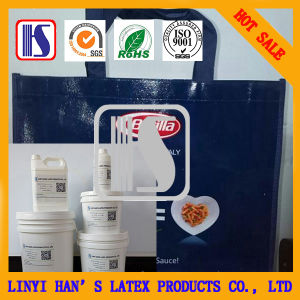 Oil-Based White Laminating Glue for BOPP Film pictures & photos