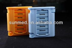 Plastic Pill Box pictures & photos