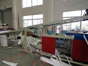 PVC Transparent Sheet Production Line pictures & photos