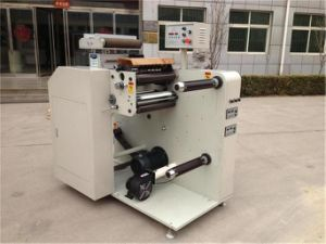 High-Speed with Web-Guide Label Slitting Machine (WJFT-350D) pictures & photos