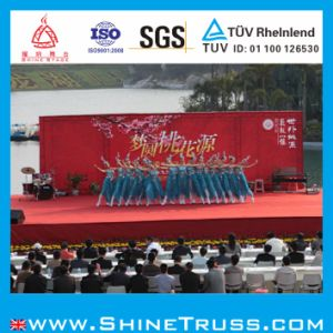 Photography Backdrops of Aluminum Stage pictures & photos