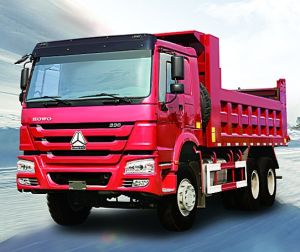 Hot Sale Sinotruk HOWO Dump Truck with 336-420HP