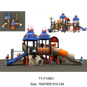 2015 New Products Soft Children Outdoor Playground Equipment (TY-F10801) pictures & photos