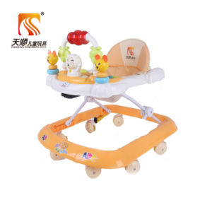 Factory Wholesale Foldable Plastic Baby Dolls Walker for Sale pictures & photos