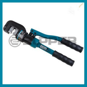 Light Weight Hydraulic Hand Cable Crimping Tool for Cu Cable (YYQ-120A) pictures & photos