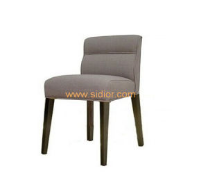 (SD-1011) Modern Wood Frame Fabric Upholstery Hotel Restaurant Furniture Dining Chair pictures & photos