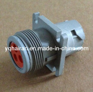 High Quality 3 Pin Male Dt Deutsch Connector HD10-3-96p pictures & photos