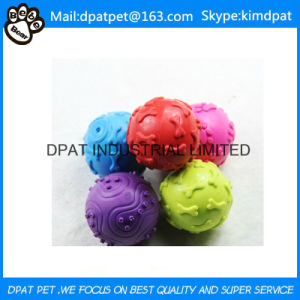 Pet Dog Voice Sound Ball Toy Feeding Food Ball pictures & photos
