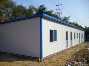 Steel Structure Prefabricated House Prefab House for OEM pictures & photos