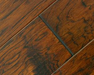 Hickory Engineered Hardwood Floor (F-SJ7303)