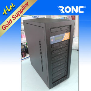 10bays with SATA Drives CD DVD Duplicators pictures & photos