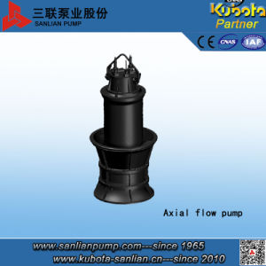 Slqz (H) a Type Axial (Fixed) Flow Submersible Pump pictures & photos