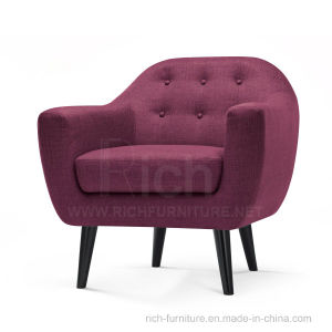 New Modern Leisure Sofa for Living Room (1 seater) pictures & photos