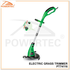 Powertec 400/500W 300/320mm Electric Grass Trimmer (PT74116) pictures & photos