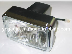 Yog Motorcycle Part, S Motorcycle Head Lamp Cg125 Cg150 Head Light pictures & photos