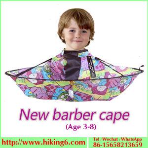 Kids Haircut Umbrella Apron, Haircut Catcher, Hair Cutting Apron pictures & photos