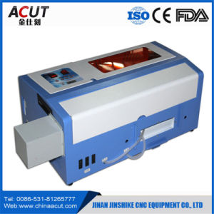 Mini CO2 40W Laser Rubber Stamp Machine Price pictures & photos