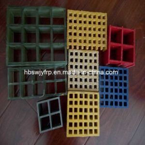 Plastic Molded Fiberglass Grating Factory Price pictures & photos