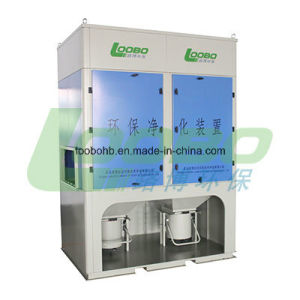 Cartridge Filter Dust Collector for Welding Fume Extraction with Fan Built-in pictures & photos