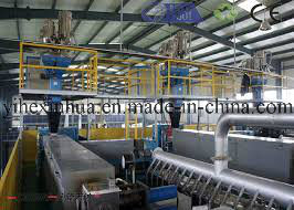Ss Non Woven Fabric Production Line 4200mm pictures & photos
