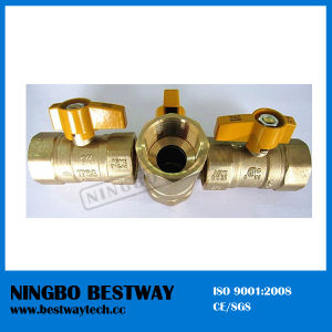 Brass Ball Valve Lead Free pictures & photos