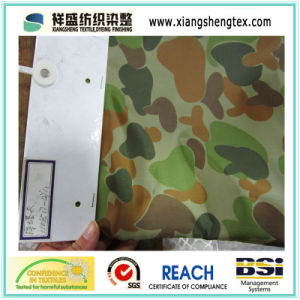 Nylon Taffeta Printed Fabric for Garment pictures & photos
