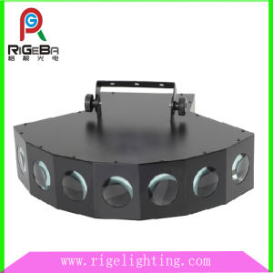 LED Seven Head Effect Disco Light pictures & photos