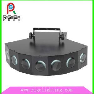 LED Seven Head Effect Disco Light pictures & photos