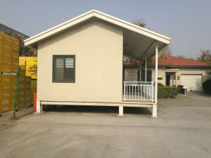 Earthquake Proof Light Steel Structure Prefab House pictures & photos
