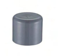 PVC Pipe Fitting End Cap (BS4346) pictures & photos