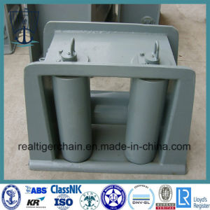 Rope Bearing Marine Four Roller Fairlead pictures & photos