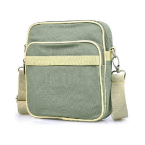 Canvas Shoulder Bags Messenger Bags School Satchel Bag pictures & photos