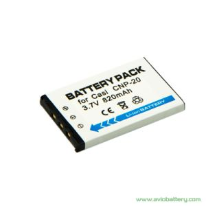 Camera Battery Cnp-20 for Casio M1