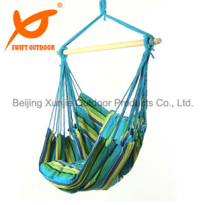 Garden Indoor Swift Outdoor Hammock Swing Chair with Pillow