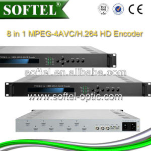 8 Channels Input 1 Asi Input Encoder pictures & photos