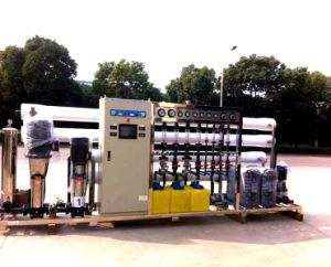 Reverse Osmosis Water Treatment Equipment with EDI for Ultra Pure Water Production